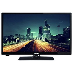 Toshiba 24D1633DB 24-Inch HD Ready LED TV/DVD Kit - Black