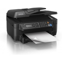 Epson WorkForce WF-2750DWF Double-sided Wi-Fi and AirPrint Printer, Scan and Copy with Fax