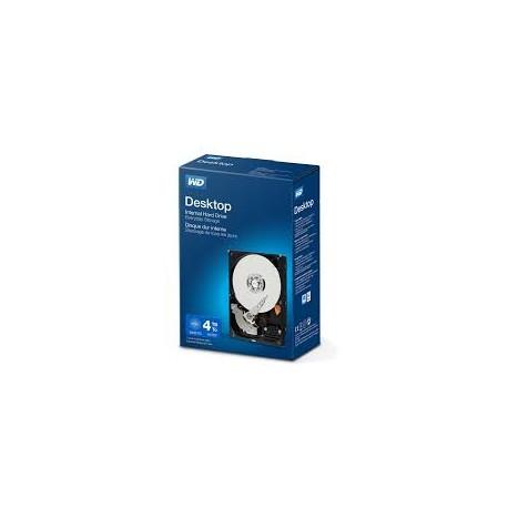 WD Blue 4TBDesktop Hard Disk Drive - 5400 RPM SATA 6 Gb/s 64MB Cache 3.5 Inch