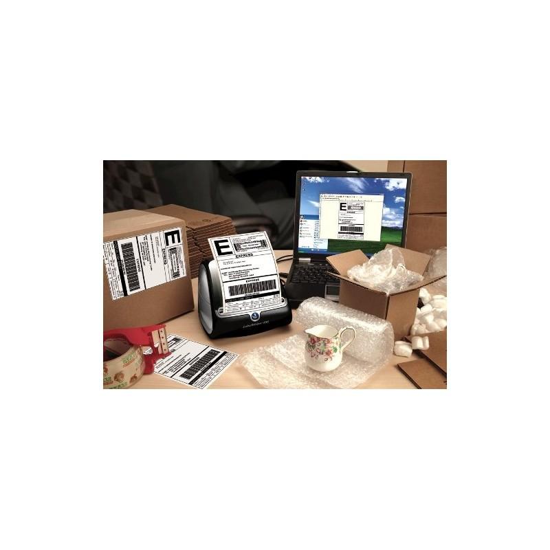 DYMO LabelWriter 4XL, Black - Swifttech Online