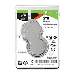 Seagate FireCuda 2 TB 2.5 inch Internal SSHD Hard Drive for PC and PS4