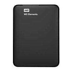 WD 1 TB Elements Portable External Hard Drive, USB 3.0