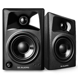 M-Audio AV32 Compact Active Desktop Computer Monitor Speakers