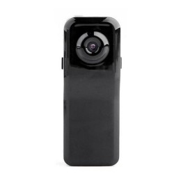 Mini DV MD80 Mini DV DVR Sports Video Recorder Hidden/SPY Camera Camcorder Webcam- Black