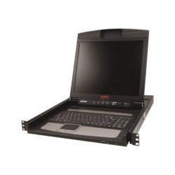 "APC 17"" Rack LCD Console- 17"" TFT Monitor"