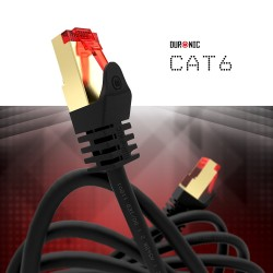 Duronic 10m CAT6a FTP Professional