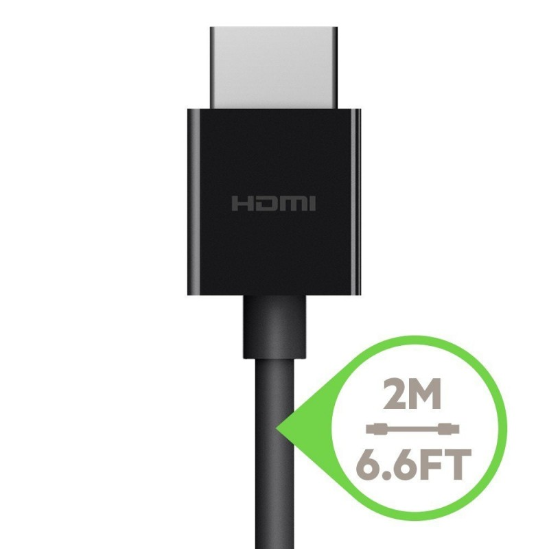 Belkin Ultra High Speed Premium Hdmi 2 1 Cable 4k Dolby