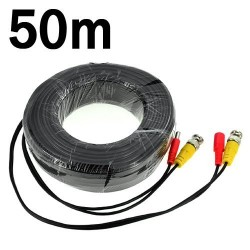BW® 50M / 164.0 Feet BNC Video Power Cable