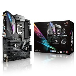 ASUS LGA 1151 STRIX Z270E GAMING Intel Z270 ATX Motherboard - Black