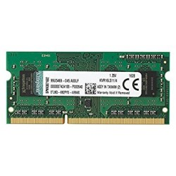 Kingston 4 GB RAM 1600 MHz SODIMM 204-Pin Memory Module