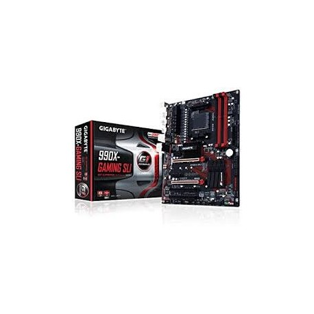 Gigabyte GA-990X-Gaming SLI Socket AM3+ ATX Motherboard