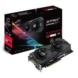 ASUS AMD Strix RX470 Memory Gaming Graphics Card - Black