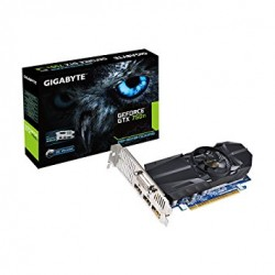 Gigabyte GeForce GTX 750Ti Graphics Card (PCI Express 3.0 x16, 2GB, 5400GHz)