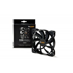 Pure Wings BL046 3-Pin 120 mm Case Fan - Black