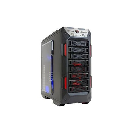 StormForce Typhoon Gaming Desktop PC (Black)
