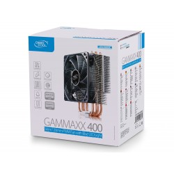 DEEPCOOL GAMMAXX 400 CPU Cooler PWM Fan with Blue LED
