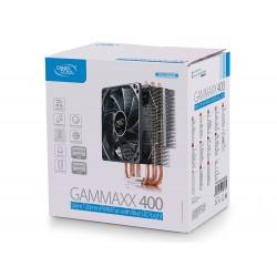 DEEPCOOL GAMMAXX 400 CPU Cooler PWM Fan with Blue LED