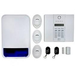 Visonic PowerMax Express E Professional Grade Wireless Intruder Alarm Kit