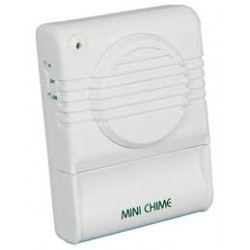 Mini motion-sensor door chime