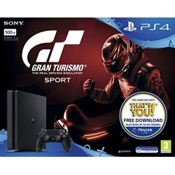 Sony GT Sport 500GB PS4 Bundle (Includes free download of That's You)